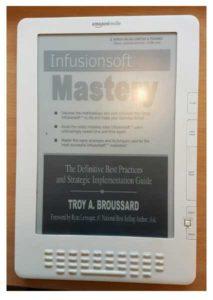 infusionsoftmasterybook